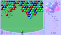 скриншот игры Пузыри