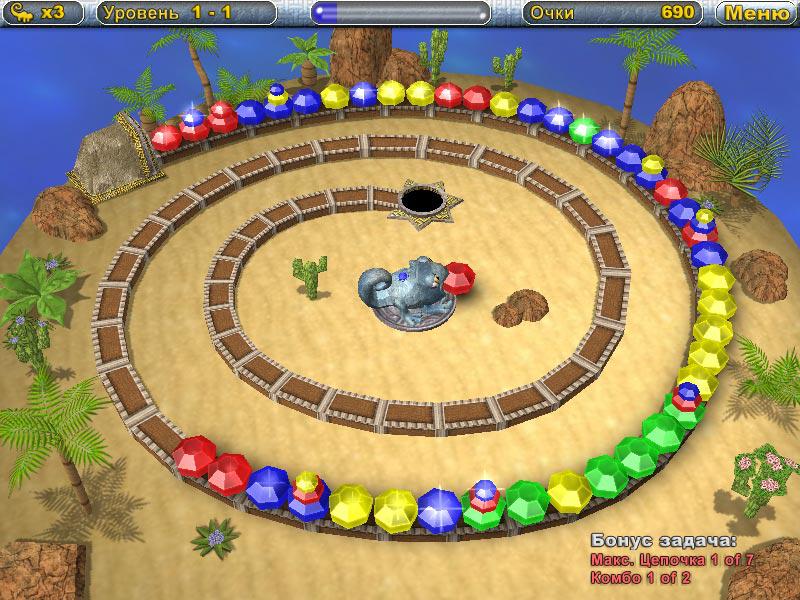 скачать игру алмазы хамелеона на компьютер - фото 3