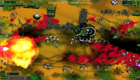 Скриншот №3 для игры Битва за Землю