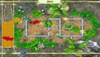 Скриншот №1 для игры Цветочный Сад