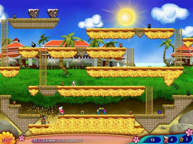 скачать игру бабуля на островах - фото 3