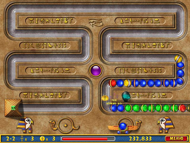 Luxor 1 игра скачать бесплатно - фото 2