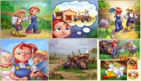 Скриншот №2 для игры FarmCraft