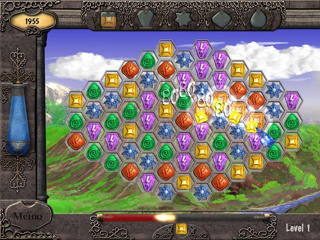 Игра кристаллы скачать бесплатно на компьютер