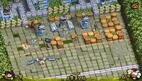 Скриншот №1 для игры Куриная Атака 2