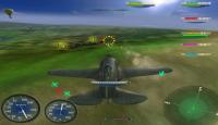 Скриншот №3 для игры Герои неба: Вторая Мировая
