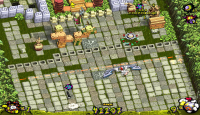 Скриншот №1 для игры Куриная Атака