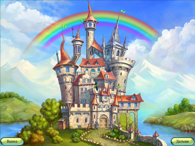 My Kingdom for the Princess Nevosoft iPhone, iPad Games.