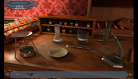 третий скриншот из игры Шерлок Холмс. Тайна персидского ковра