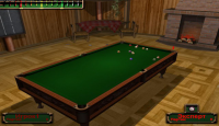 Скриншот №4 для игры Бильярд