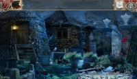 Скриншот №1 для игры Замок с вампирами