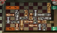 скриншот игры Замок с вампирами