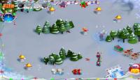 Скриншот №1 для игры Новогодний переполох
