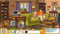 первый скриншот из игры Папины дочки