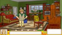 второй скриншот из игры Папины дочки