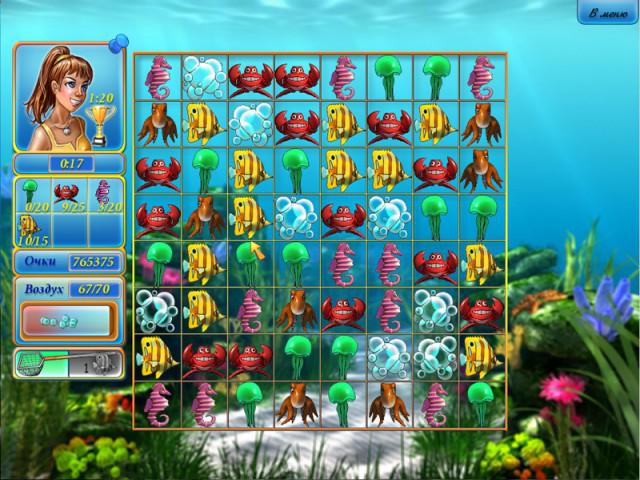 тропические рыбки игра скачать - фото 8