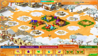 скриншот игры Эбигайл и королевство ярмарок