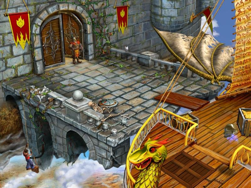скачать игру через торрент алладин и волшебный череп