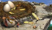Скриншот №1 для игры Алладин  и Волшебный череп