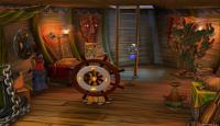 второй скриншот из игры Алладин  и Волшебный череп