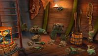 третий скриншот из игры Алладин  и Волшебный череп