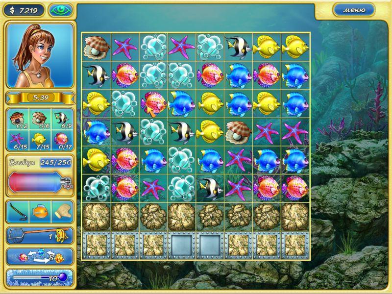 тропические рыбки игра скачать - фото 4