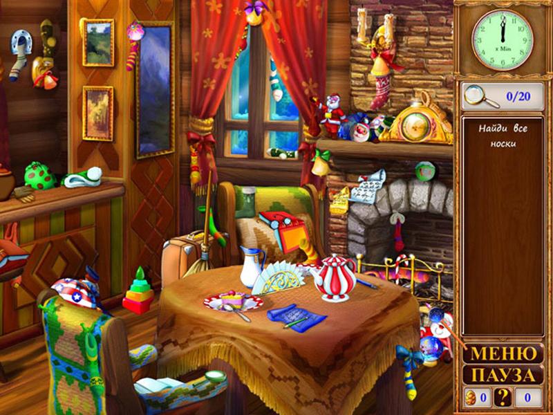 Скачать игру на компьютер маша рождественская сказка