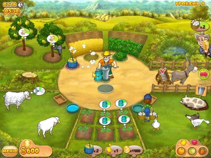 Скачать игру ферма мания 2 скачать торрент