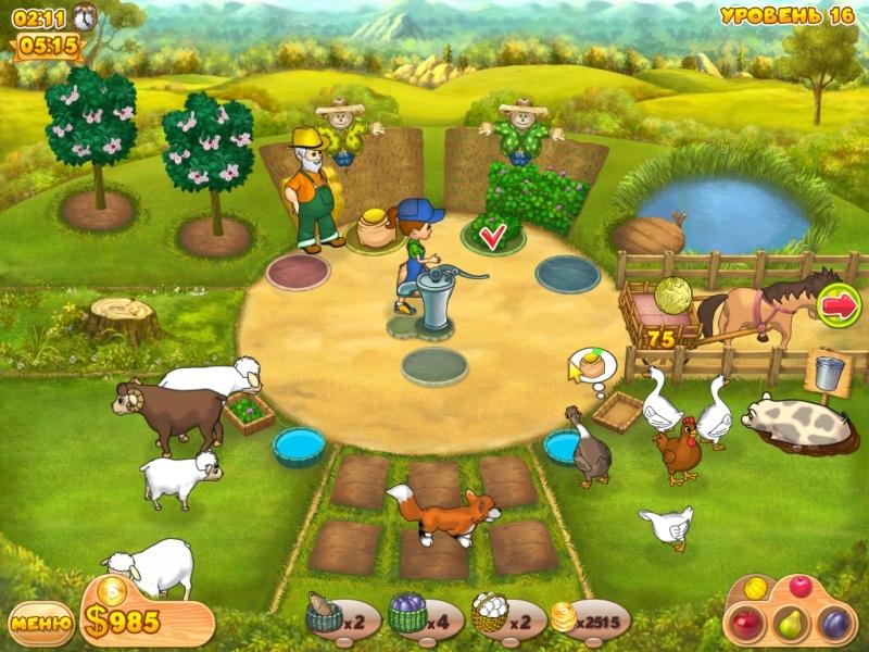 скачать игру ферма мания - фото 10