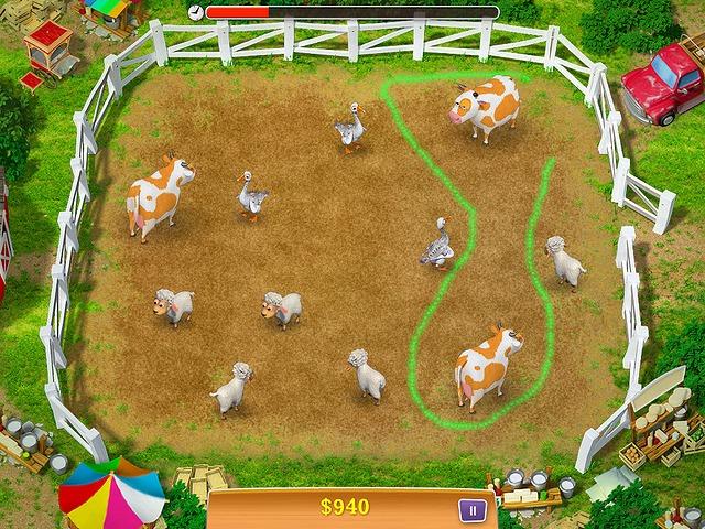 Игры зеленая ферма на телефон зеленый
