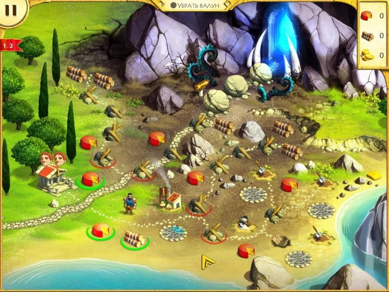 Игра геракл скачать бесплатно на компьютер