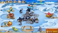 Скриншот №2 для игры Веселая ферма. Ледниковый период