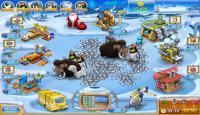 Скриншот №3 для игры Веселая ферма. Ледниковый период