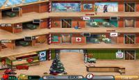 Скриншот №1 для игры Переполох в клинике