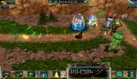 Скриншот №2 для игры Гений Обороны