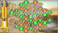 Скриншот №1 для игры Скарабеи Фараона