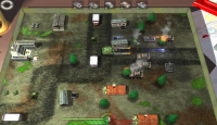 Скриншот №2 для игры Танчики
