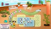 Скриншот №2 для игры Пасьянс: Сад Камней