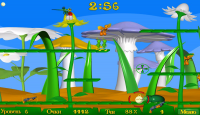 Скриншот №2 для игры Букашечная схватка