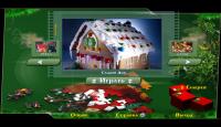 Скриншот №1 для игры Новогодние Пазлы