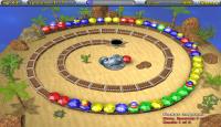 Скриншот №1 для игры Алмазы Хамелеона
