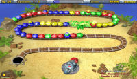 Скриншот №2 для игры Алмазы Хамелеона
