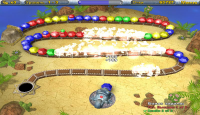 Скриншот №3 для игры Алмазы Хамелеона