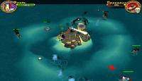 Скриншот №1 для игры Пираты. Битва за Карибы