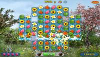 Скриншот №1 для игры Цветочная Долина