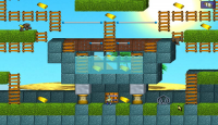 Скриншот №2 для игры Тайны Пирамид