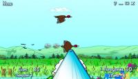Скриншот №1 для игры Реактивные Утки