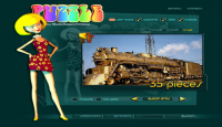 Скриншот №1 для игры Паззлы