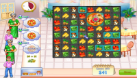 Скриншот №1 для игры Шеф Пицца