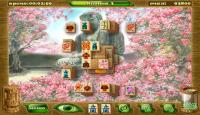 Скриншот №1 для игры Маджонг Артефакт 2